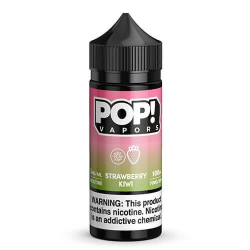 POP! VAPORS FRUIT - STRAWBERRY KIWI EJUICE - 100ML