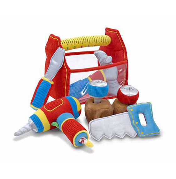 Melissa & Doug Toolbox Fill & Spill Toddler Toy