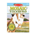 Safari Mosaic Sticker Pad | Melissa & Doug