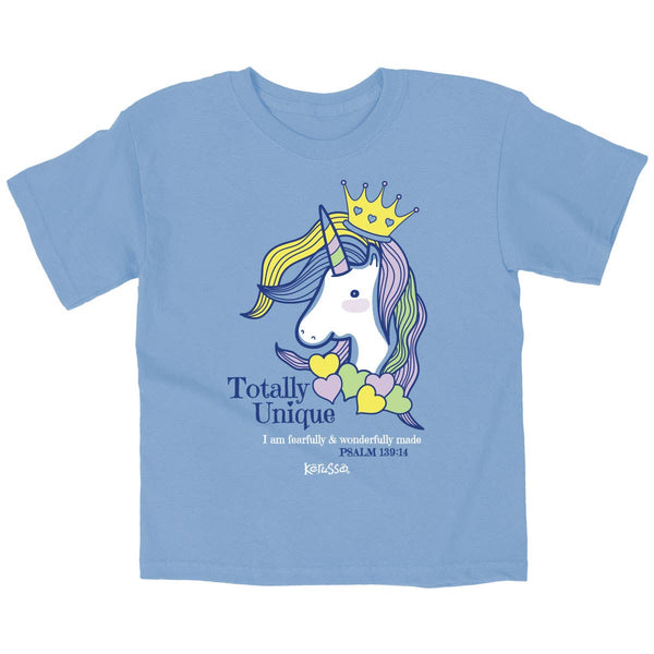 Kids Totally Unique Unicorn T-Shirt