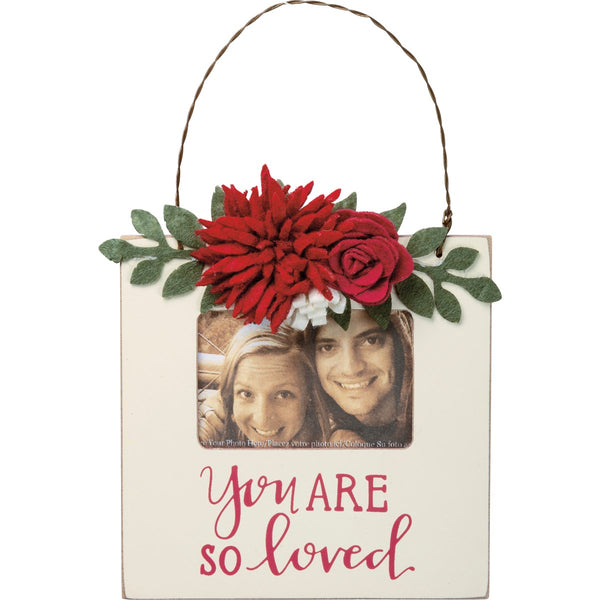 Mini Frame - You Are So Loved