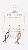 Faith Collection Earrings - Earth Grace Artisan Jewelry