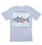 Red White & Tuna Short Sleeve T-Shirt - Southern Fried Cotton