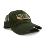 Ranger Trucker Style Hat | Southern Fried Cotton