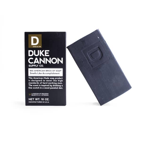 Big American Brick of Soap | Accomplishment - Duke Cannon