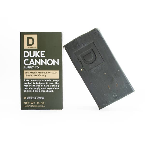 Big American Brick of Soap | Victory - Duke Cannon
