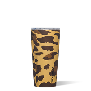 Luxe Leopard 16oz Insulated Tumbler | Corkcicle