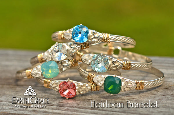 Heirloom Bracelet - Earth Grace Artisan Jewelry