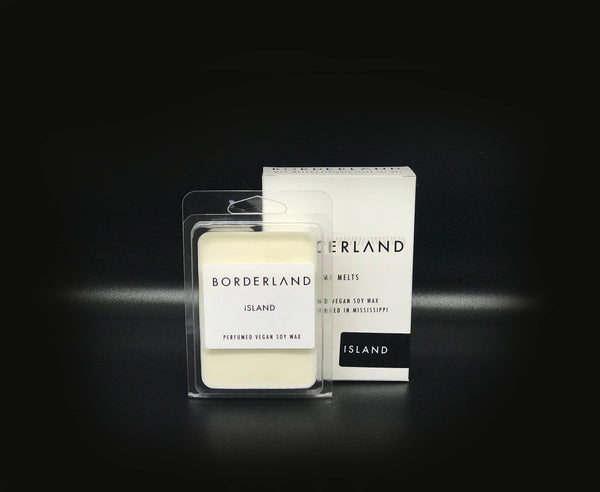 Island // Wax Melts | Borderland Candles