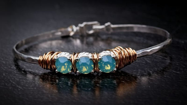 Ocean Springs Bracelet - Earth Grace Artisan Jewelry