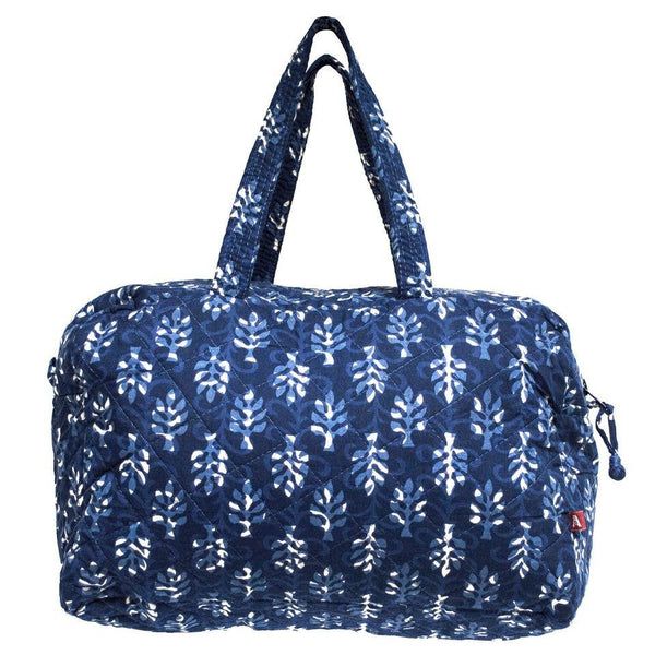 Indigo Palms Small Travel Bag