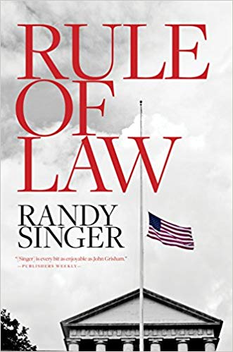 Rule of Law by Randy Singer in Softcover