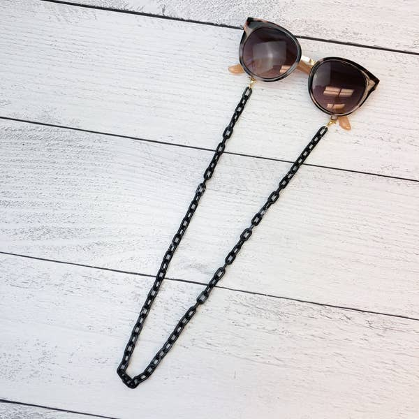 Acrylic Necklaces for Face Masks, Sunglasses, Eyeglasses