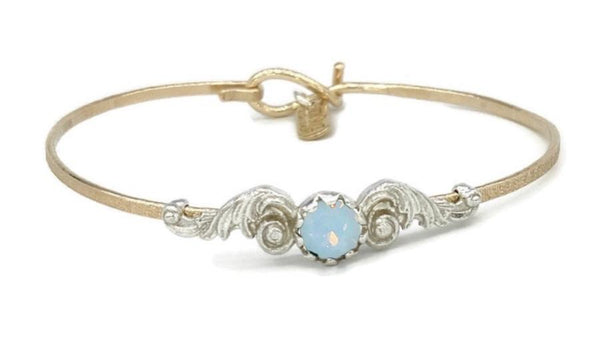 Angel Wings Special Colors Bracelet | Earth Grace Artisan Jewelry