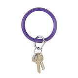 Big O Key Rings Leather Vegan Lux Styles