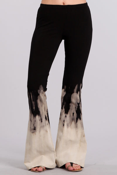 Tie Dye Bell Bottom Pants | Chatoyant