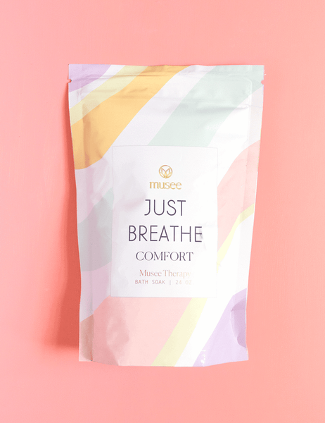 Just Breathe Bath Soak | Musee Bath