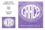 Grace Violet Short Sleeve T-Shirt