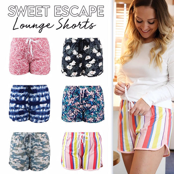 Sweet Escape Collection Lounge Shorts | Hello Mello