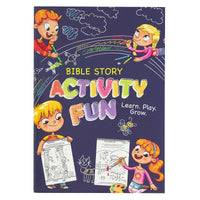 Bible Story Activity Fun - Learn Play Grow