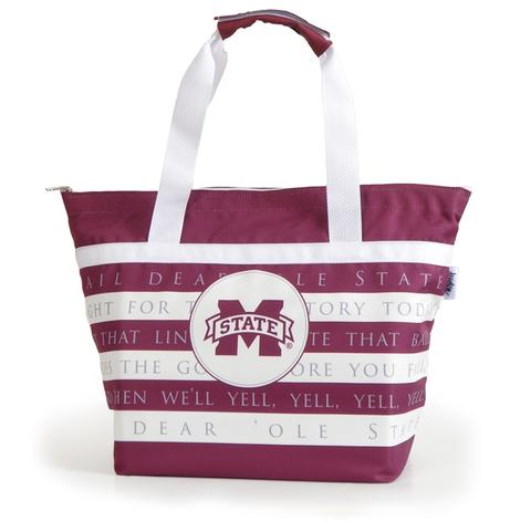 Mississippi State Game Day Fight Song Cooler