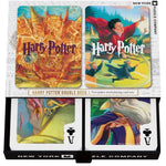 Harry Potter Double Deck Playing Cards | New York Puzzle Company