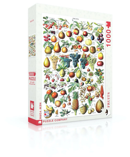 Fruits 1000 Piece Puzzle