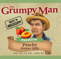 The Grumpy Man Premium Pepper Jelly