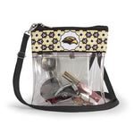 SALE! Clear Game Day Crossbody - University of Southern Mississippi