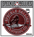 Speckle Bellies Decals