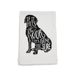 Gone For Sure Tea Towel | Southern Fried Cotton
