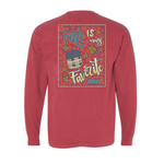 SALE! Fall is My Favorite Long Sleeve T-Shirt | Southern Fried Cotton