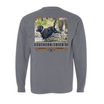 SALE! Waters Edge Long Sleeve T-Shirt | Southern Fried Cotton
