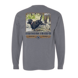 Waters Edge Long Sleeve T-Shirt | Southern Fried Cotton