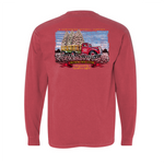 Big Tree Long Sleeve T-Shirt | Southern Fried Cotton