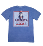 The Original GOAT Short Sleeve T-Shirt - Southern Fried Cotton