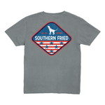 American Patch Youth Short Sleeve T-Shirt | Southern Fried Cotton