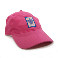 Tribal Turtle Unstructured Performance Style Hat | Southern Fried Cotton