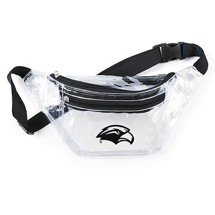 Southern Miss Clear Sling Pack