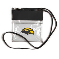 Southern Miss Clear Gameday Crossbody Purse