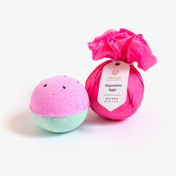 Watermelon Sugar Bath Balm | Musee Bath