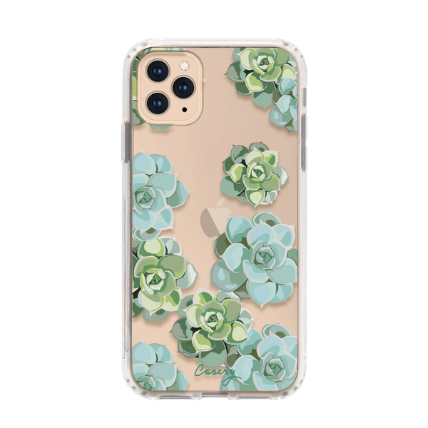 Succulents iPhone Case for iPhone 11 Pro Max | The Casery