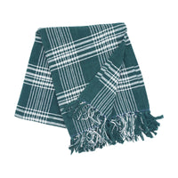 Essex Woven Cotton Throw