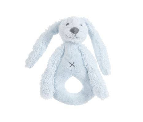 Blue Rabbit Richie Rattle by Happy Horse
