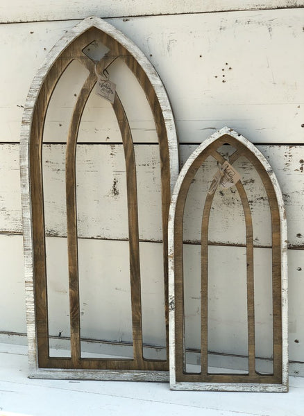 Wooden Cathedral Arches