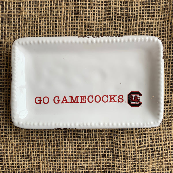 South Carolina Logo Trinket Tray | Glory Haus