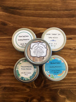 All Natural Salves by Cedar Thicket