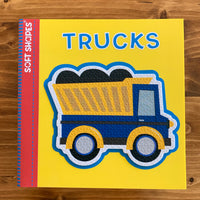 Soft Shapes: Trucks Puzzle Book