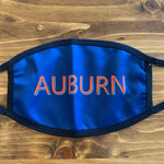 Auburn Adult Face Covering