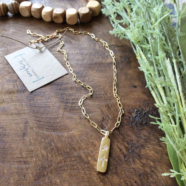 Avery Necklace | Jennifer Thames Originals